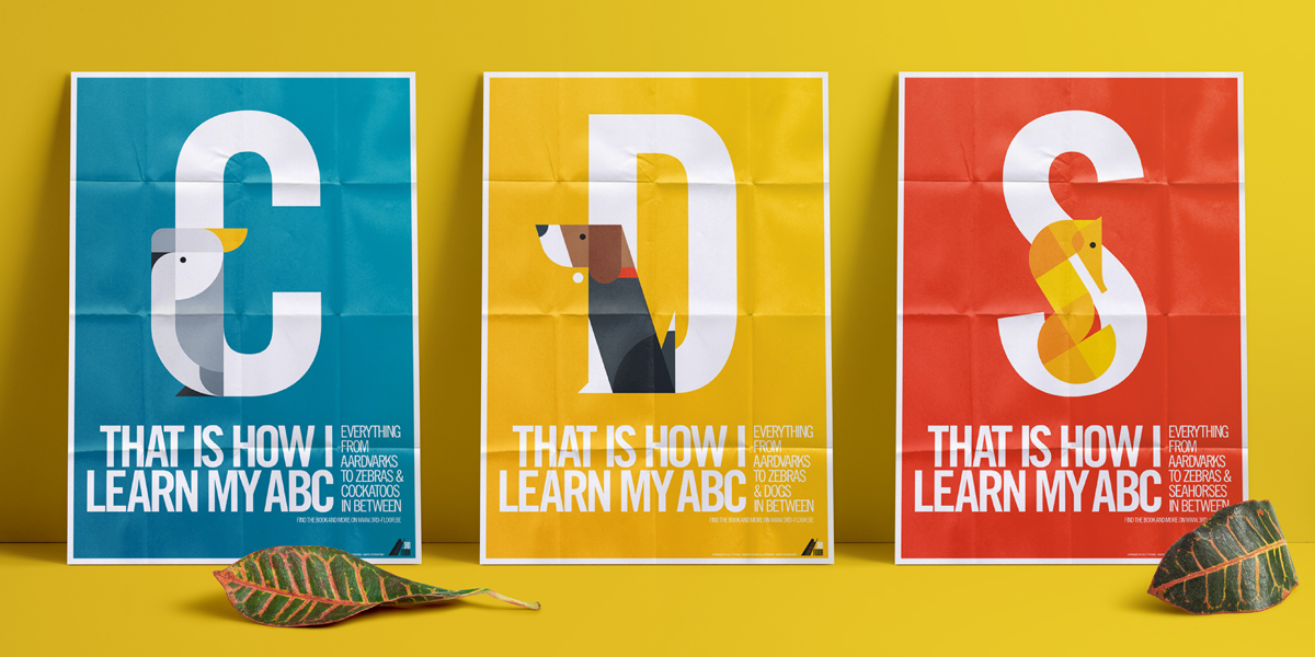 ABC Image 01 - That is how I learn my ABC