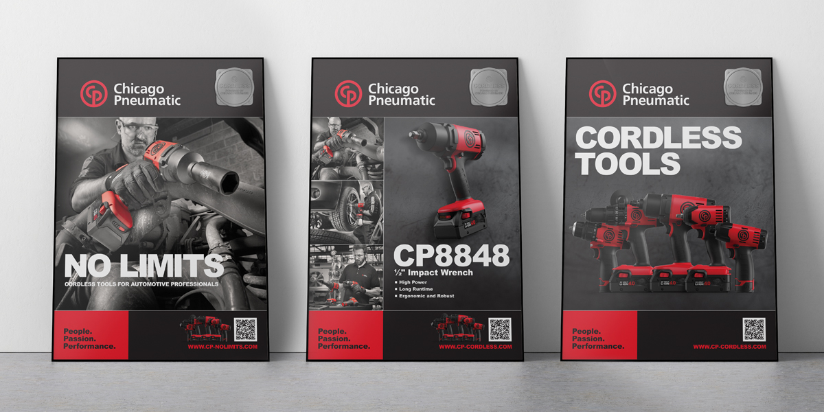 CP Image 01 - CP Cordless Tools Launch Campaign