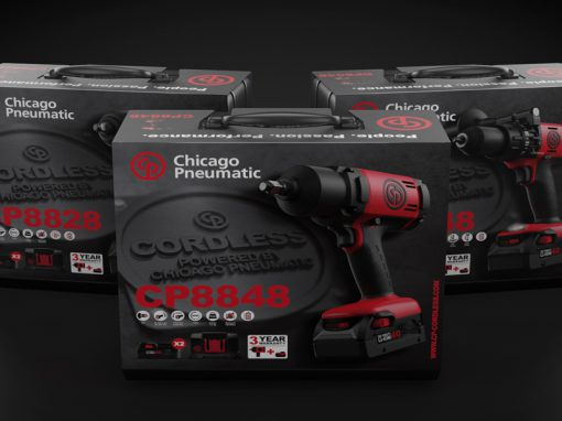 CP Cordless Tools Launch Campaign