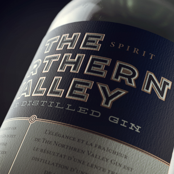 Gin Image 05 - The Northern Valley Gin