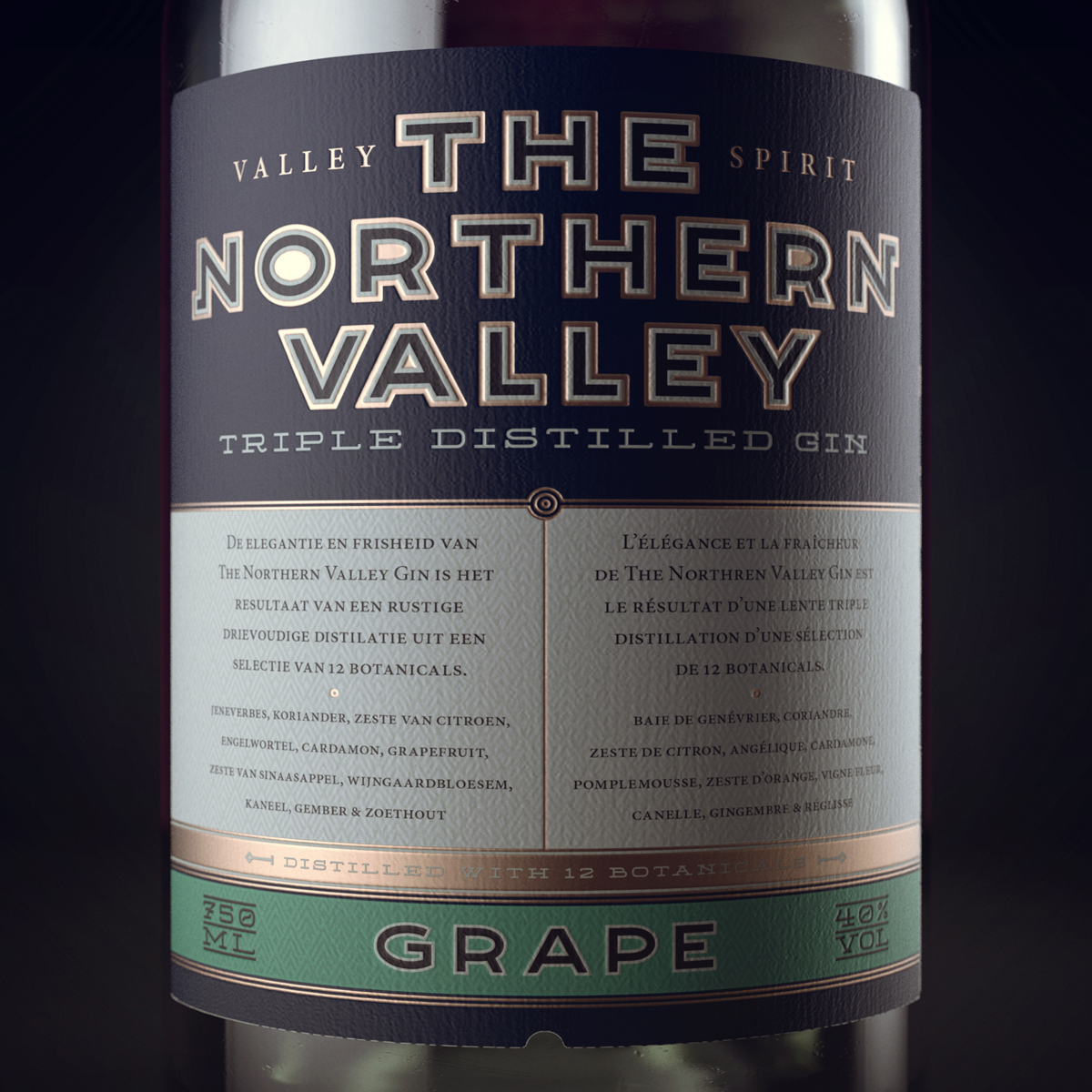 Gin Image 06 - The Northern Valley Gin