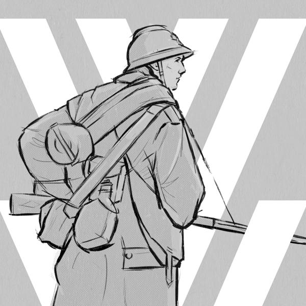 WW1 Image 04 - WW1 Centenary