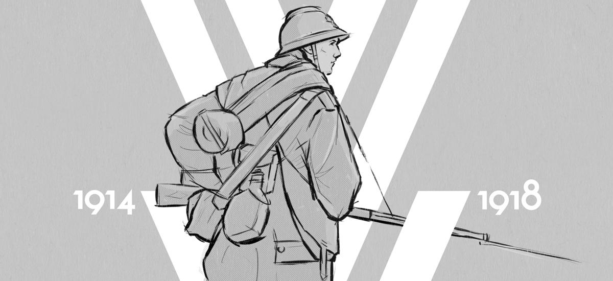 WW1 Image 06 - WW1 Centenary