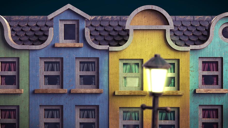 Sinterklaas Header - TV commercial concept