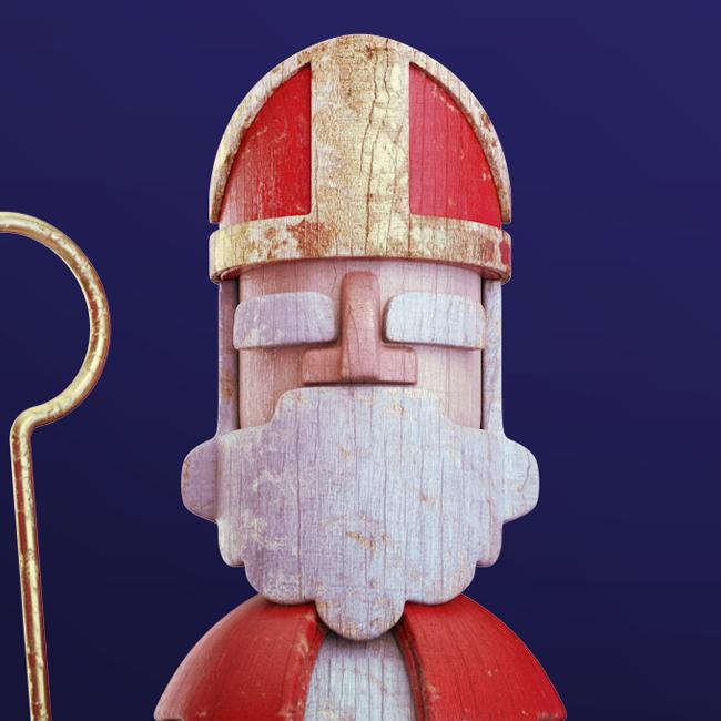 Sinterklaas V01 - TV commercial concept