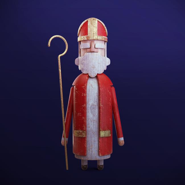 Sinterklaas V02 - TV commercial concept