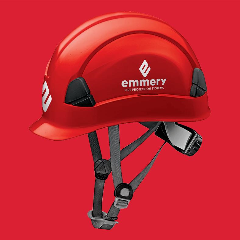 Emmery Helm - Emmery identity