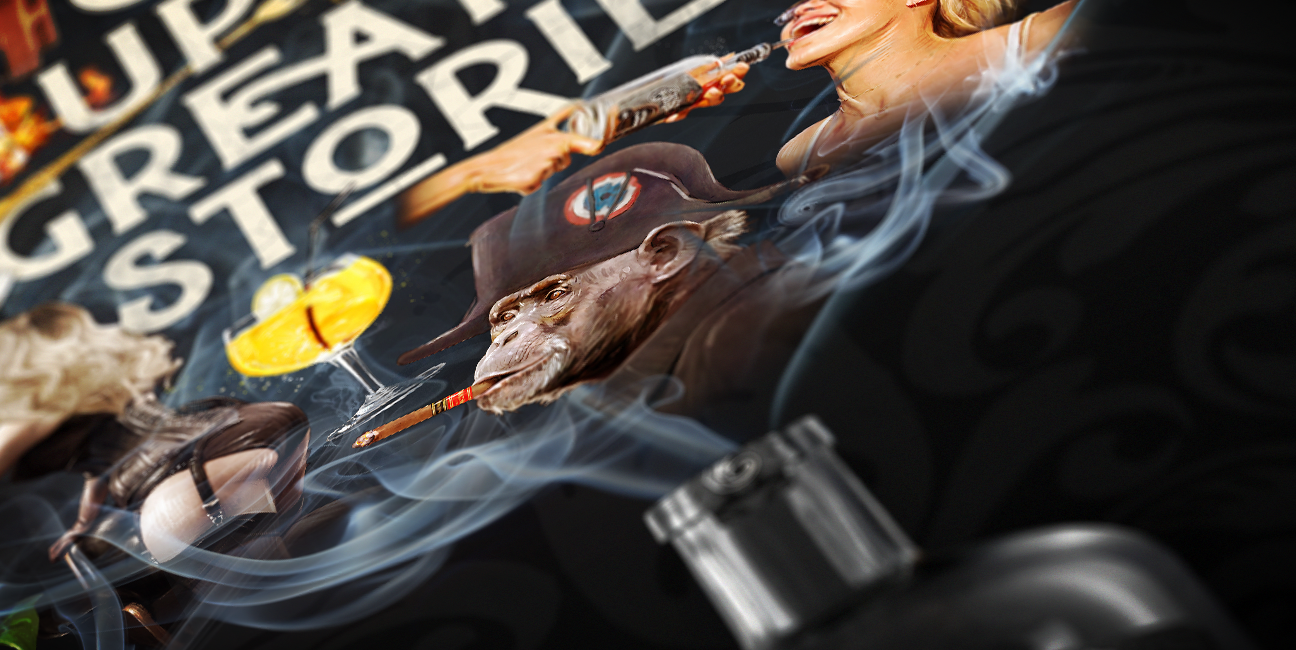 Caramol Header - Caramol Illustration
