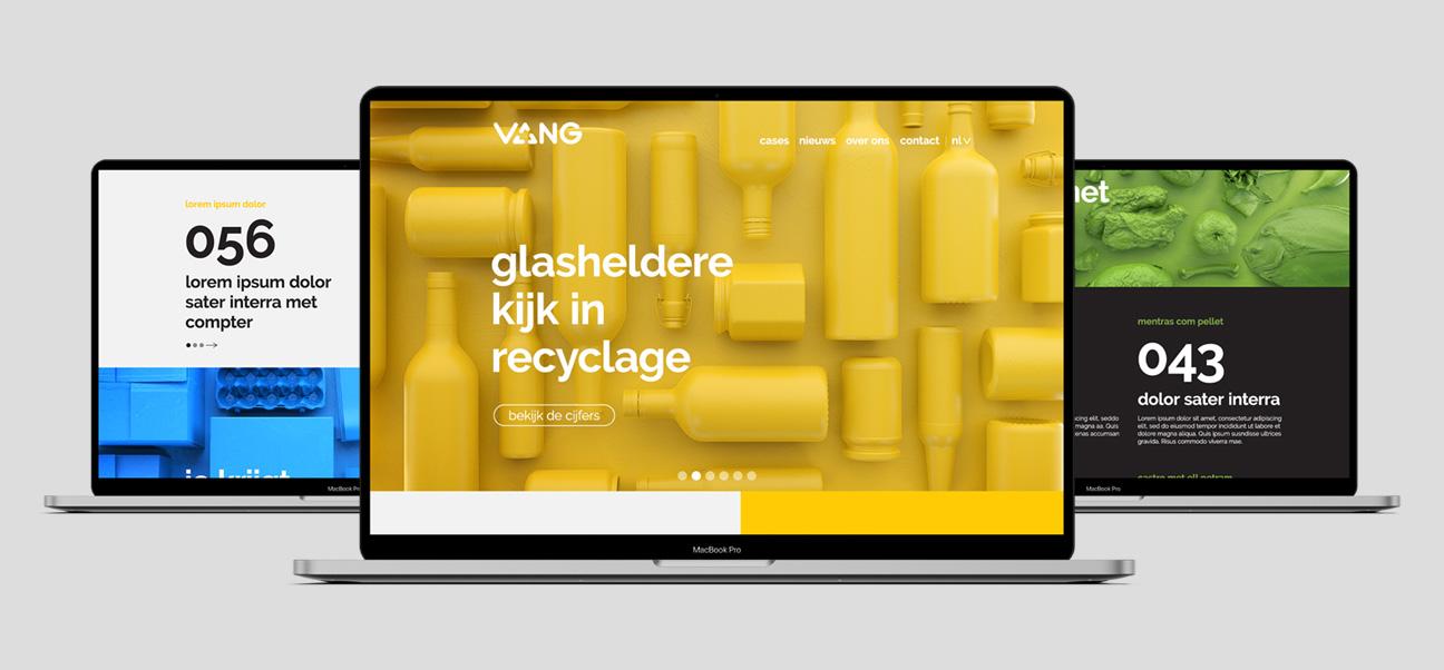 Vamg Website - Vang Identity
