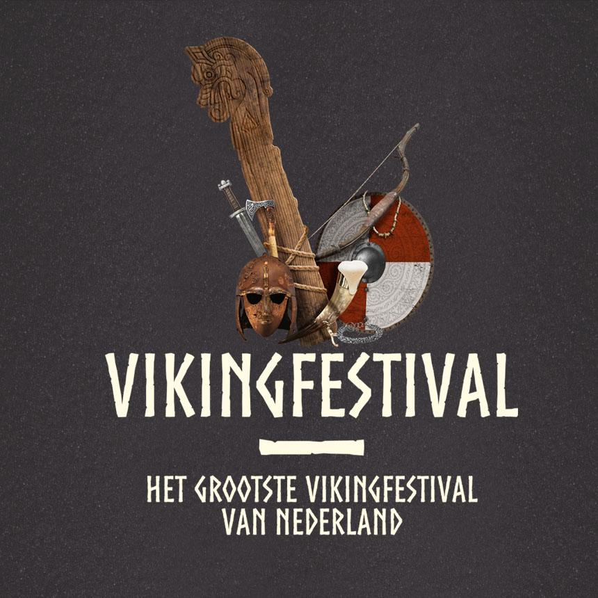 Vikingfest Eventlogo - preHistorisch Dorp