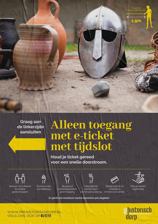 Poster 01 - preHistorisch Dorp