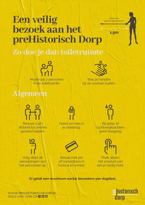 Poster 02 - preHistorisch Dorp