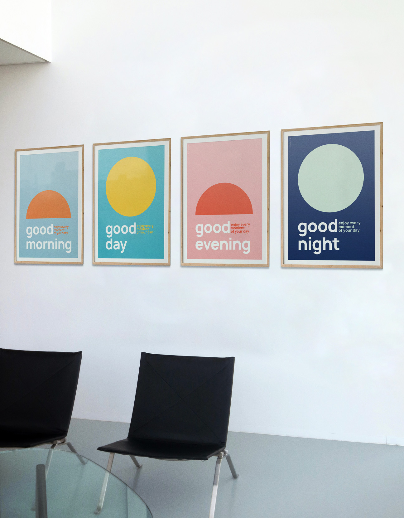 Posters - Time of day