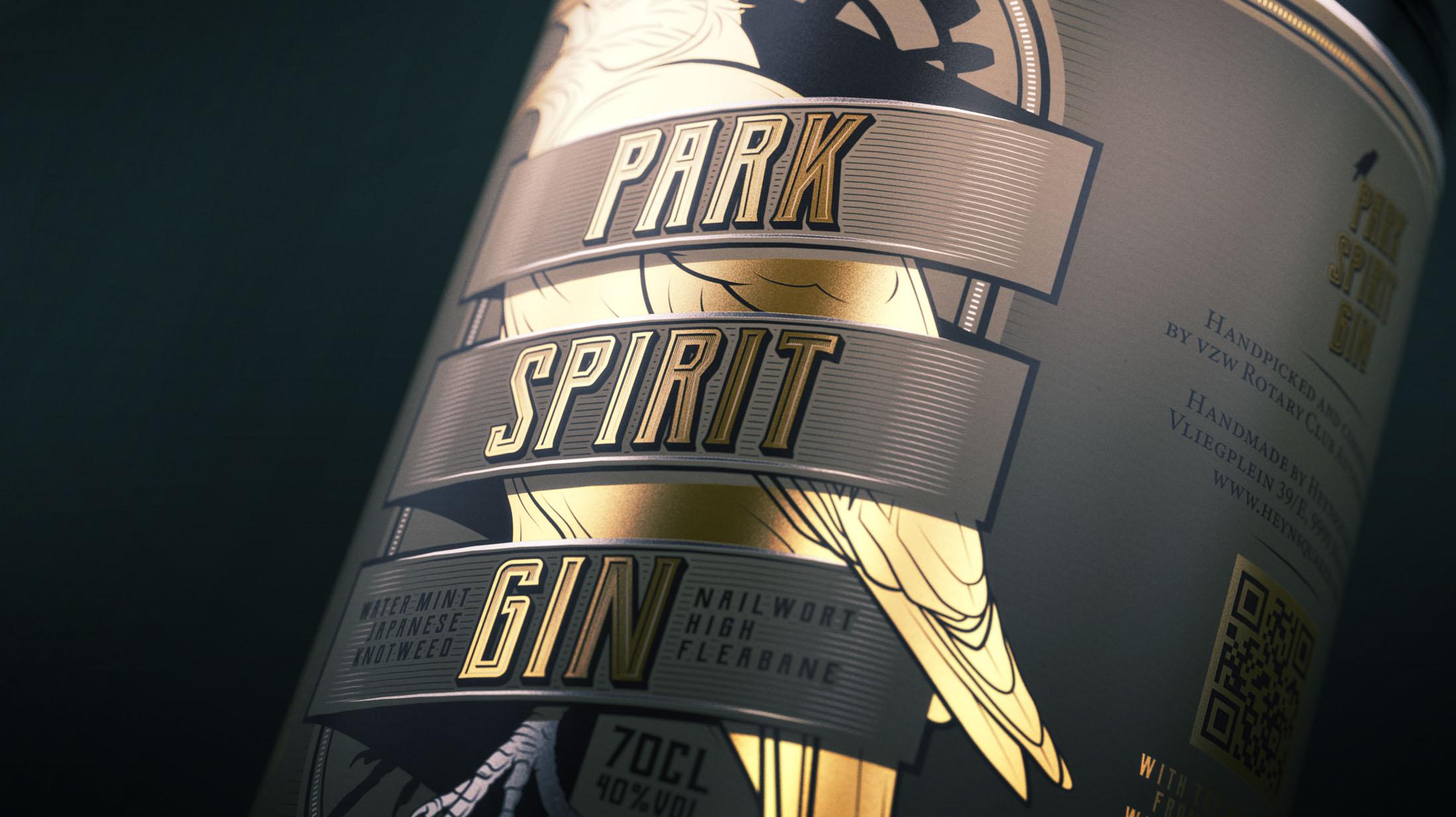 ParkSpiritGin V03 - Park Spirit Gin
