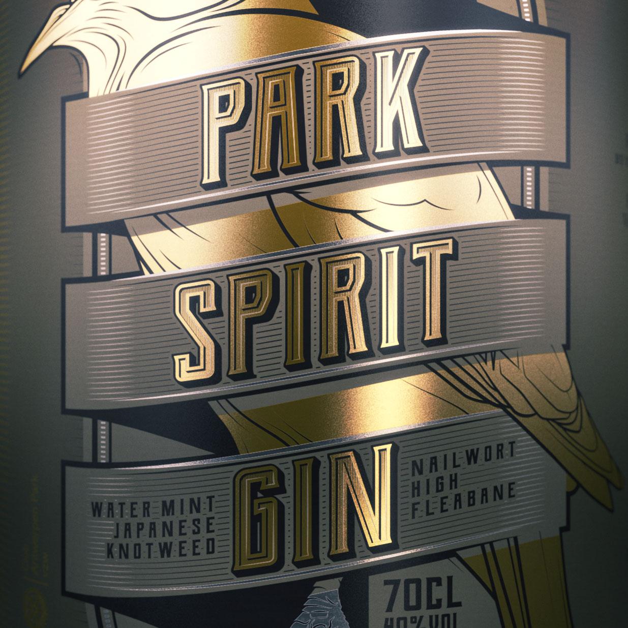 ParkSpiritGin V04 - Park Spirit Gin